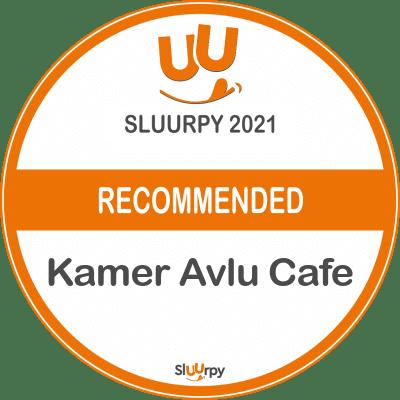 Kamer Avlu Cafe - Sluurpy